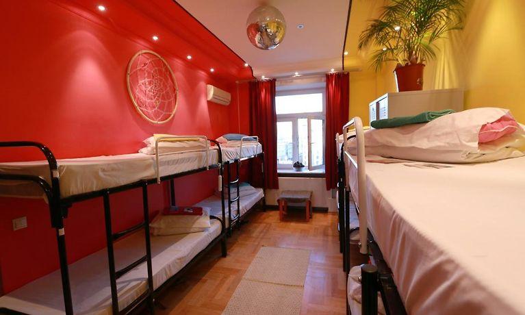 hot sale online ab2a7 ef2e4 Vagabond Hostel Moscow